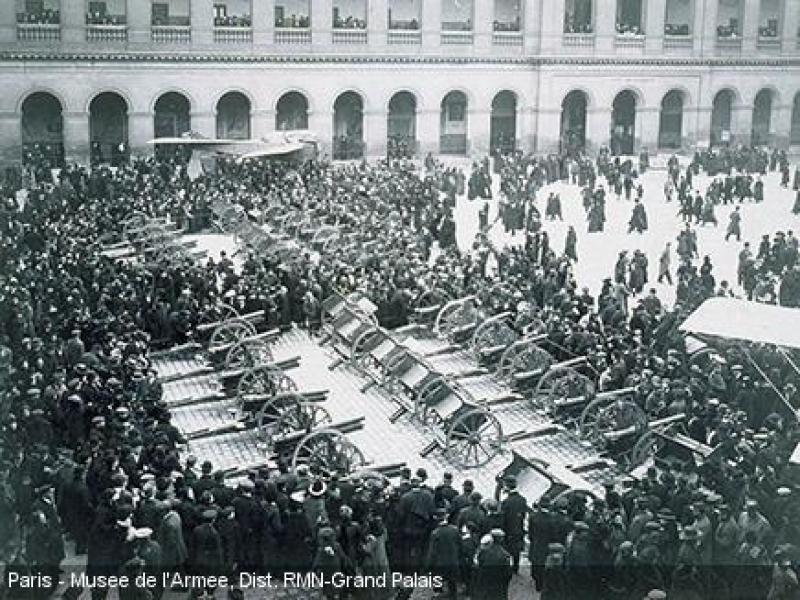 L'Hotel des Invalides dans la Grande Guerre