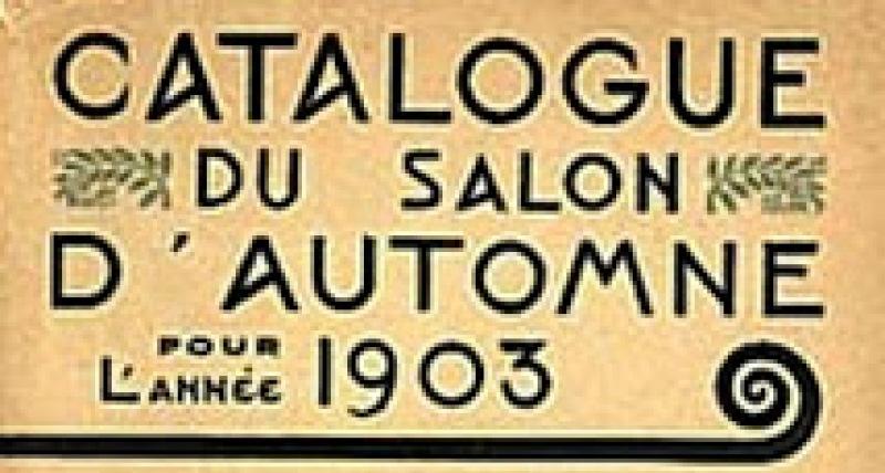 1903 1 Salon d'automne