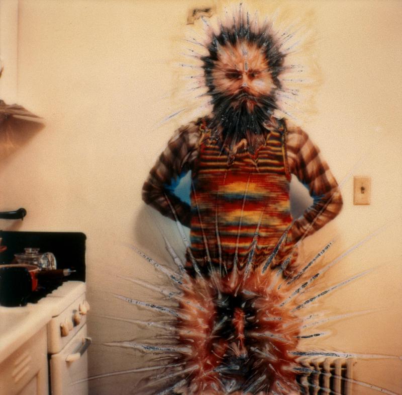 9.Lucas Samaras_Photo transformation Mac Val