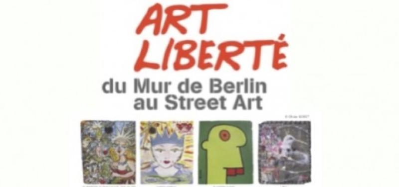 Art liberté, l'expo street art à la Gare de l'Est 2