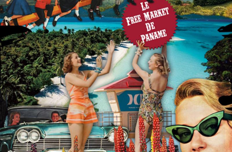 free market de paname