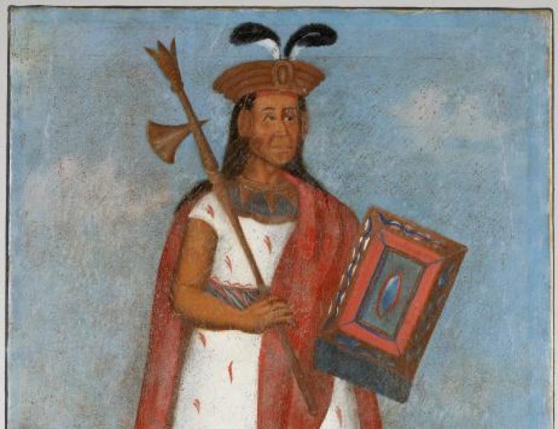 L'Inca et le Conquistador Musée du quai Branly