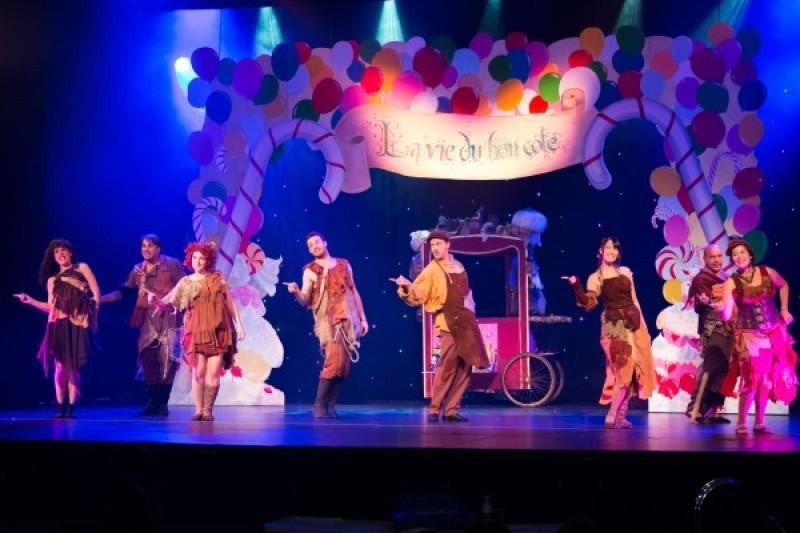 Théâtre de la Porte Saint-Martin 3