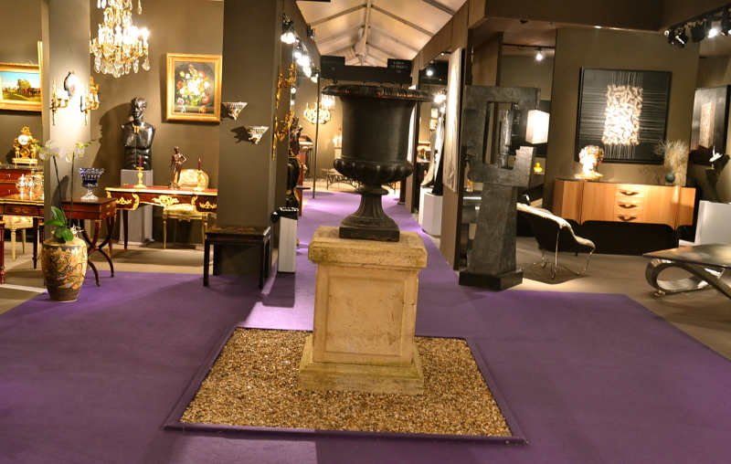 salon antiquaire galeriste