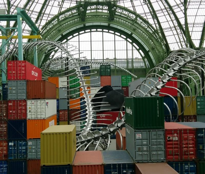 Expo,2016,Monumenta,Paris,Grand Palais
