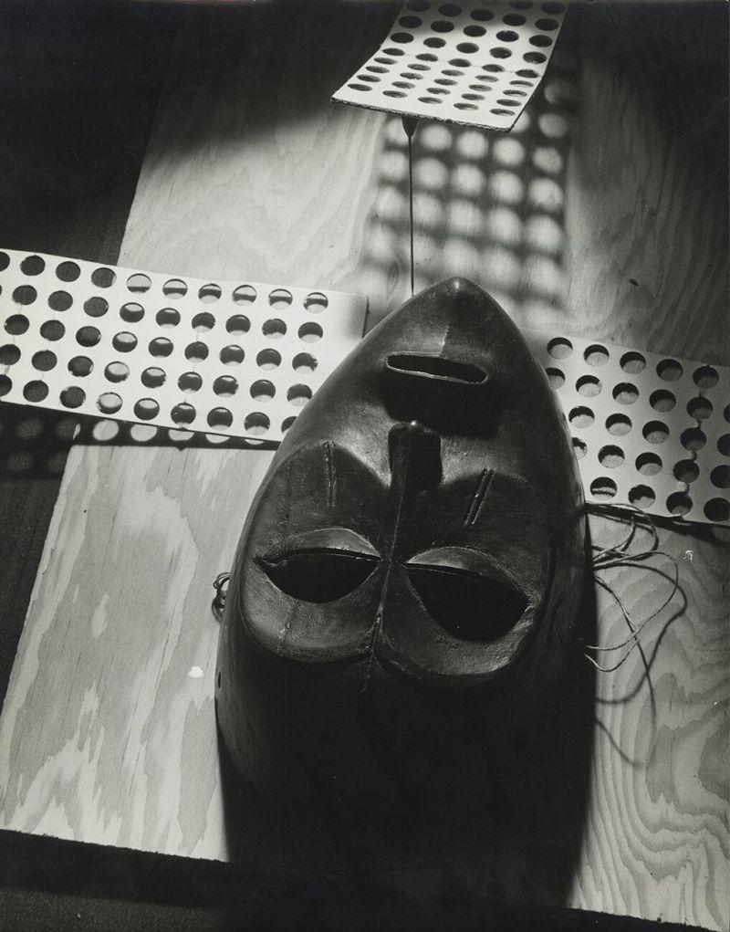 lore kruger - variation sur un masque