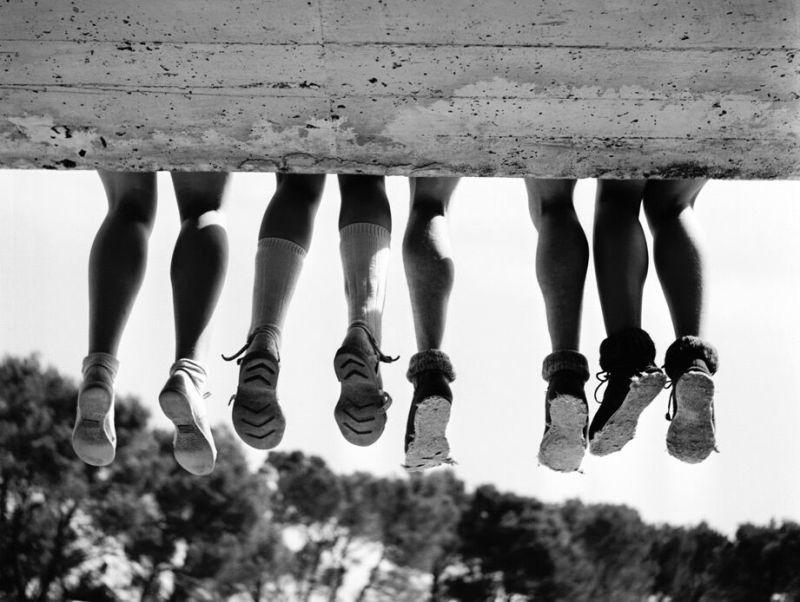 paires de jambes