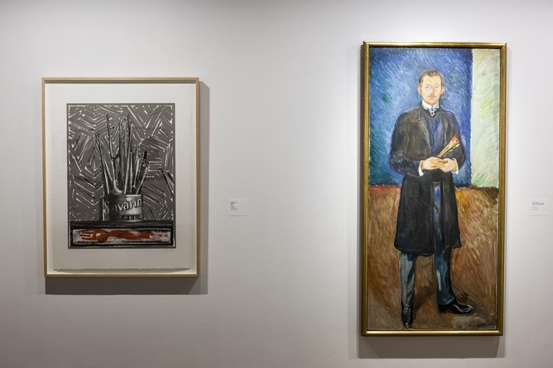 Johns et Munch