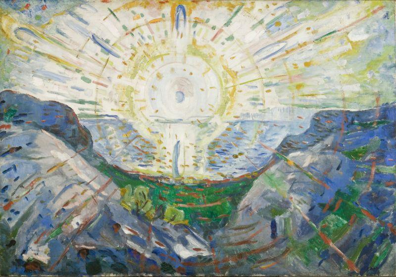 Le soleil Munch