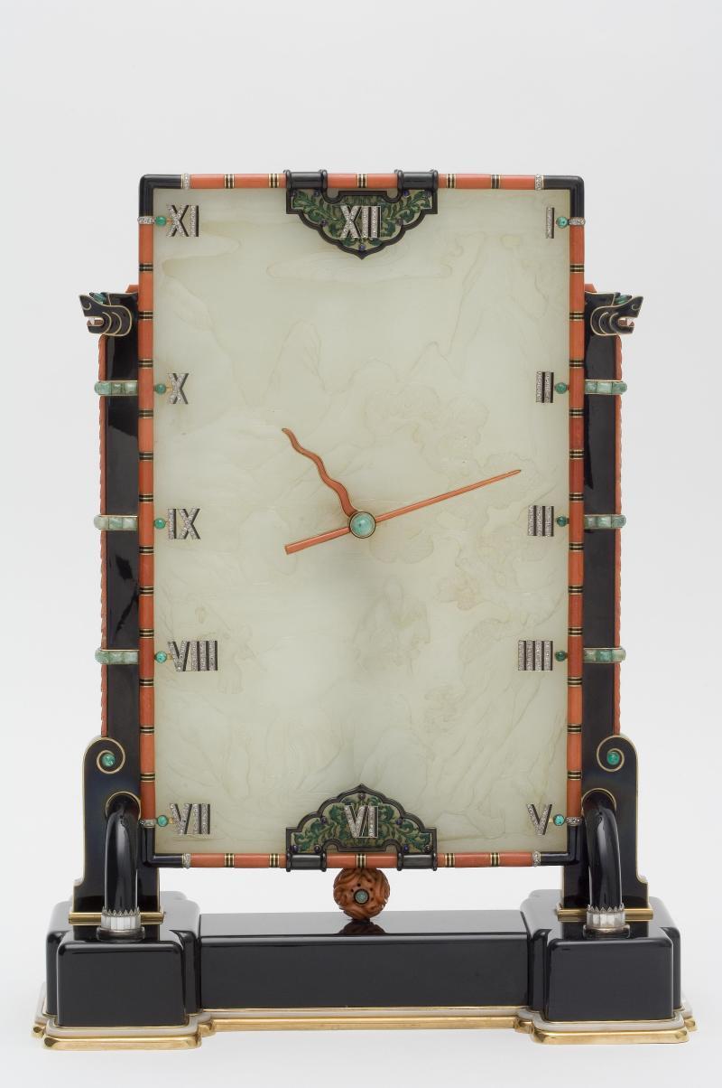 Pendule Cartier