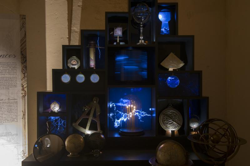 Le cabinet des Sciences 3