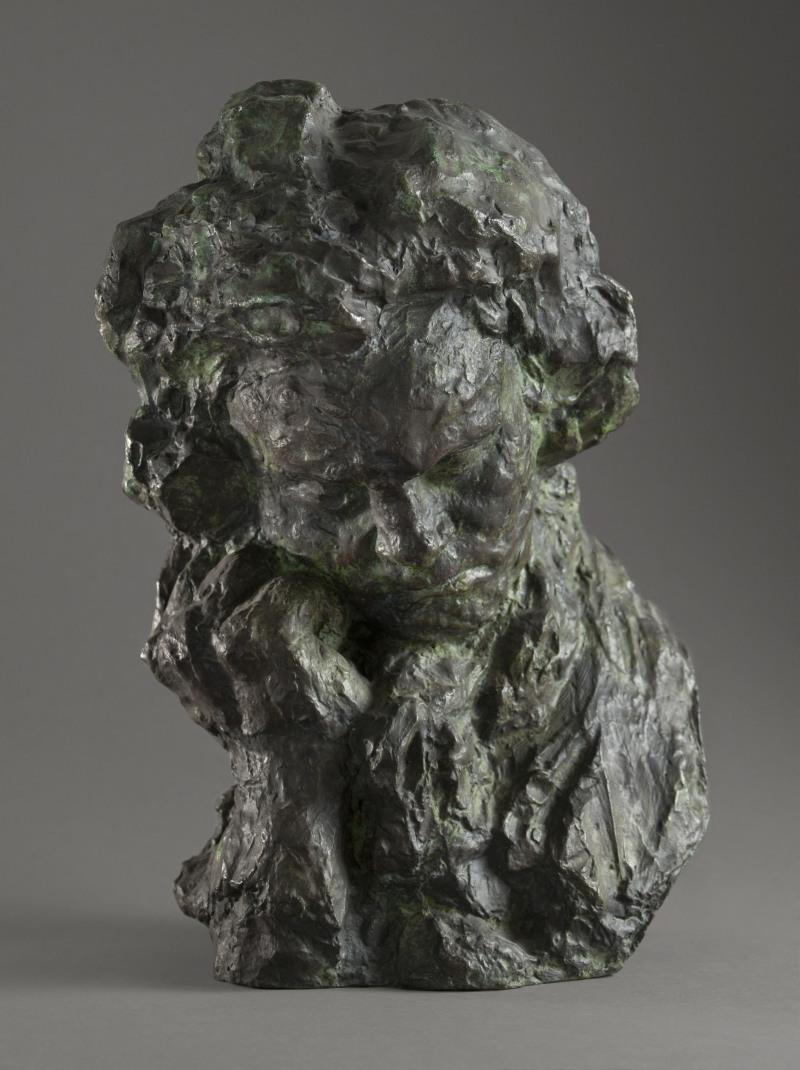 Antoine Bourdelle (1861-1929).