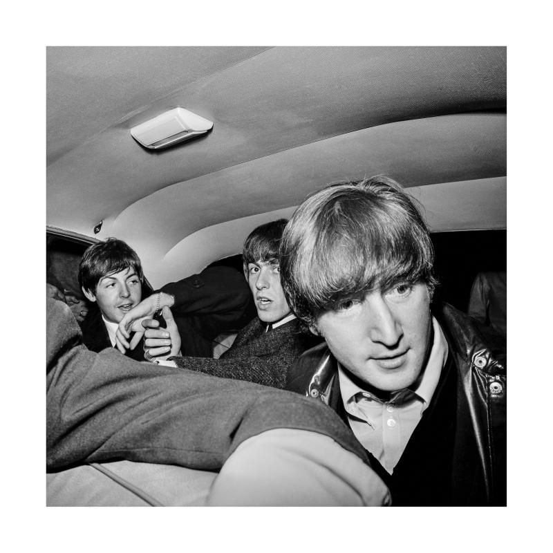 Beatles Paparazzi
