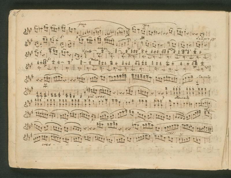 ÜA op. 132, Stimmen