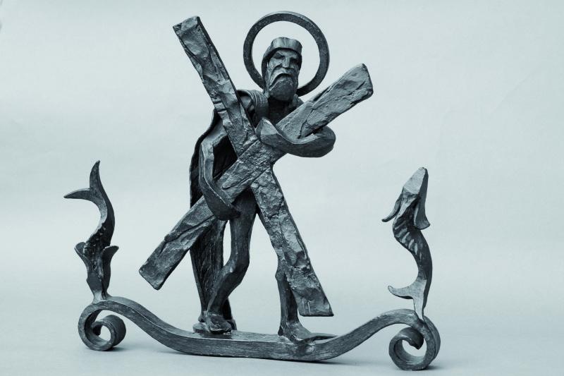 Saint André Exposition Richard Desvallieres - Dialogue du fer avec le feu - Maison de l'outil et de la pensee ouvriere - Troyes - jusqu'au 30 avril