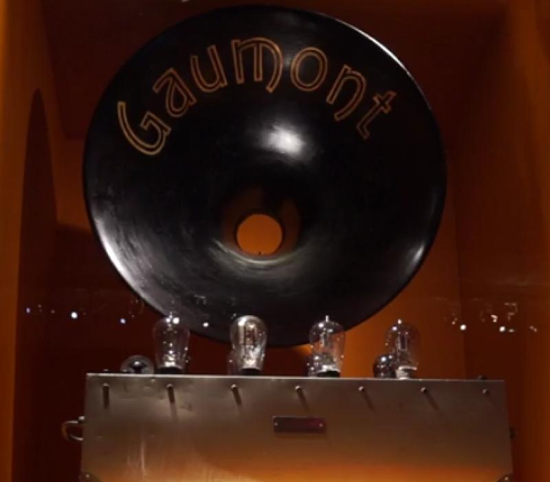gaumont gramophne