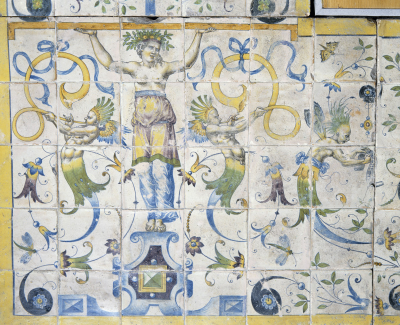 Masseot Abaquesne - Musee de la ceramique - Rouen - jusqu'au 3 avril