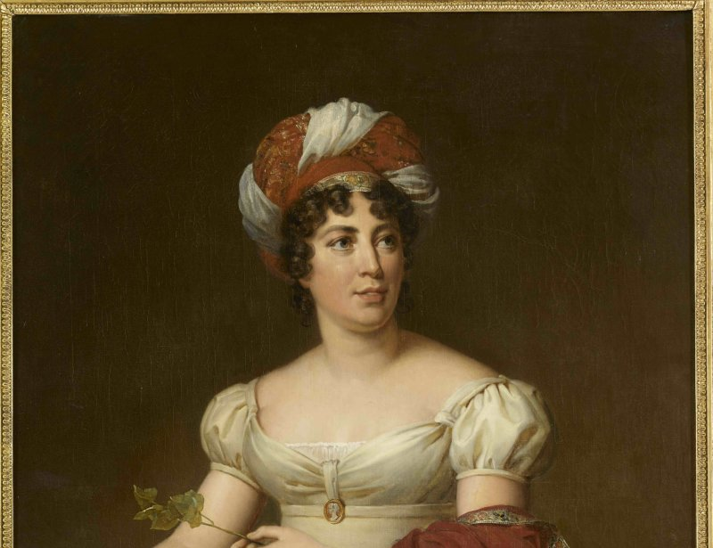 anne louise germaine necker baronne de_stal holstein 1766 1817