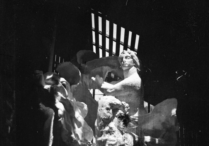 Le Monument à Montauban en plâtre. Vers 1900. Paris, musée Bourdelle.