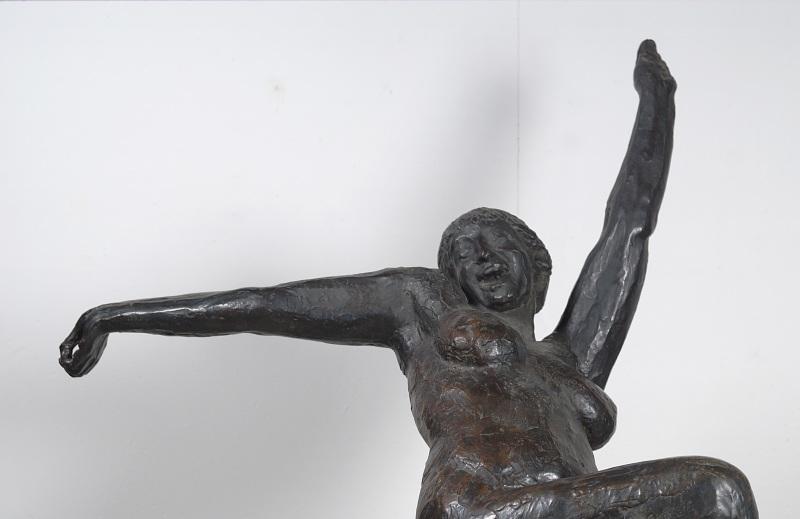 Mad virgin - Rik Wouters - Musée Royal des Beaux Arts en Belgique - Bruxelles