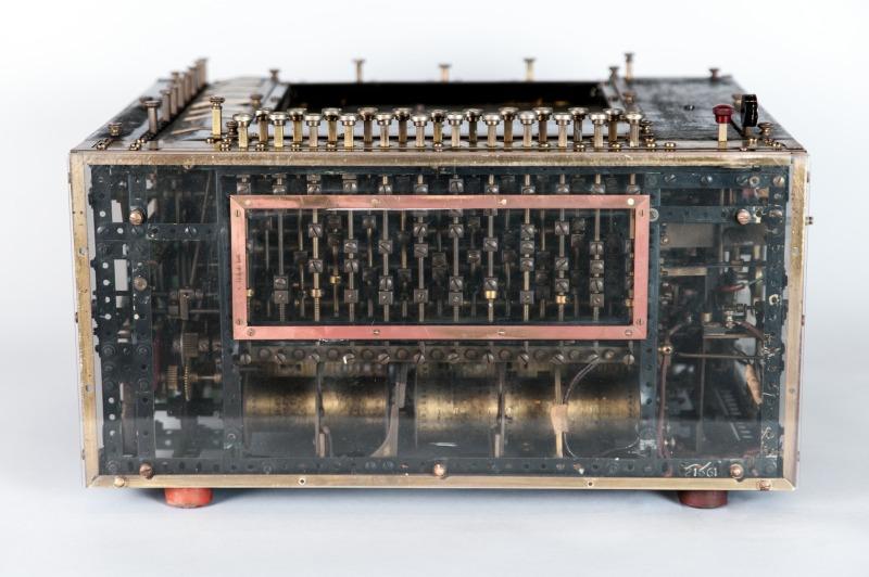 Machine à traduire électromécanique dite