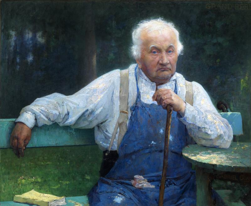 Portraits et figures - Musee de Morlaix