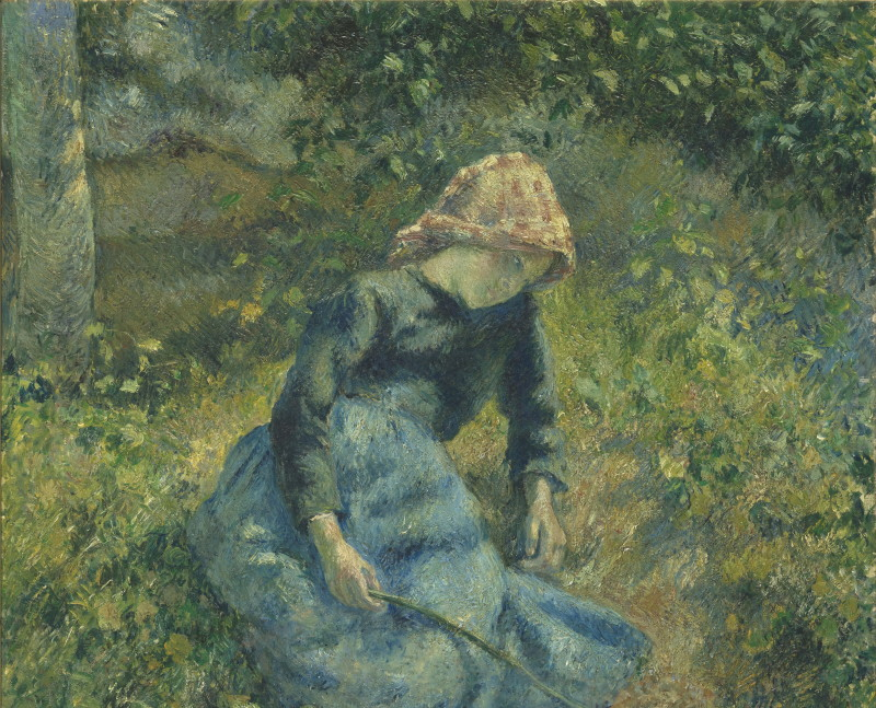Pissarro Camille (1830-1903). Paris, musée d'Orsay. RF2013.