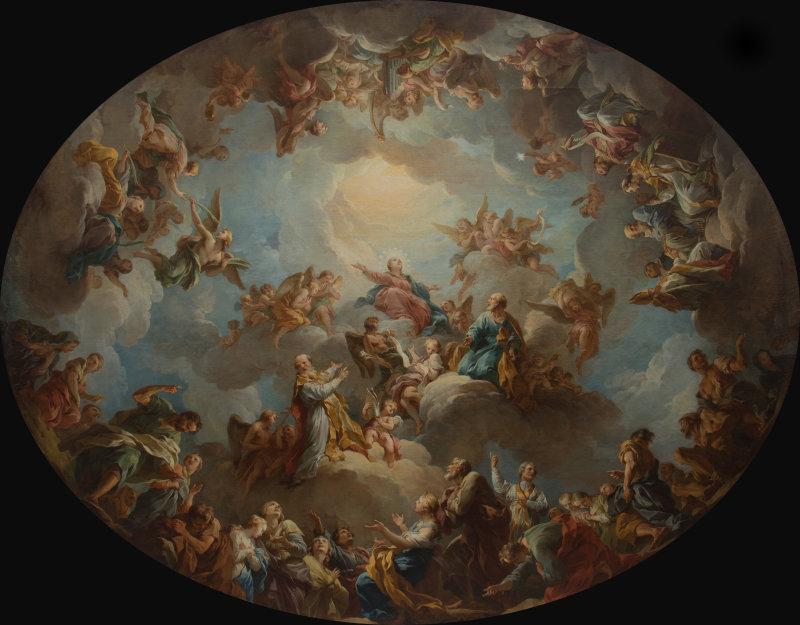 Le Baroque des lumieres du 21 mars au 16 juillet 2017 Petit Palais