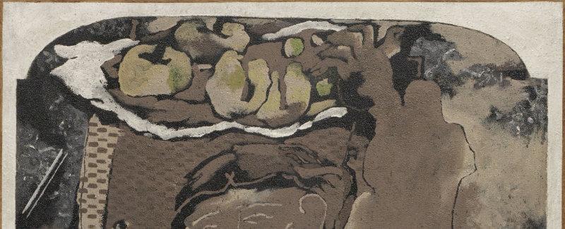 Braque, Canéphore, 1922