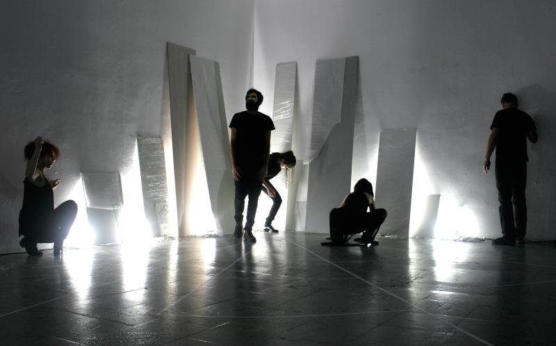 Echos #6 - White papers au Centre d'art Le Lait