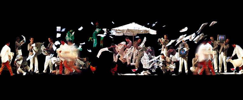 Du Zhenjun Vent Du Zhenjun © Studio Du Zhenjun – Courtesy Galerie