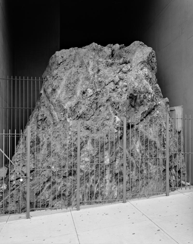 New York Trees, Rocks and Clouds Galerie les filles du calvaire du 17 mars au 6 mai 2017