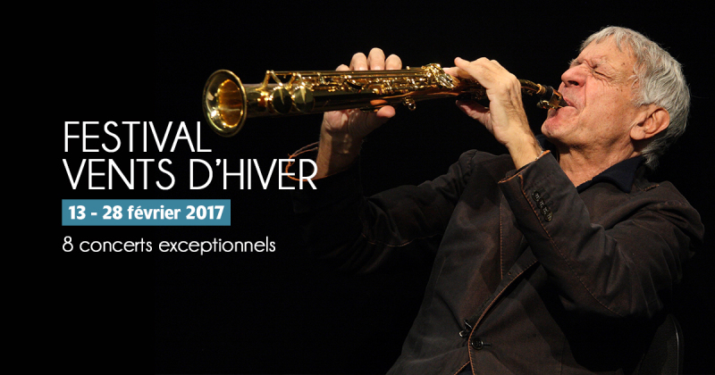 Festival Vents d'Hiver à l'Hôtel National des Invalides