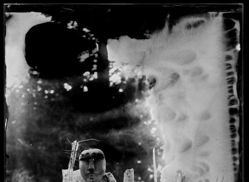 Kollon - 2015 - Collodion humide sur plaque de verre