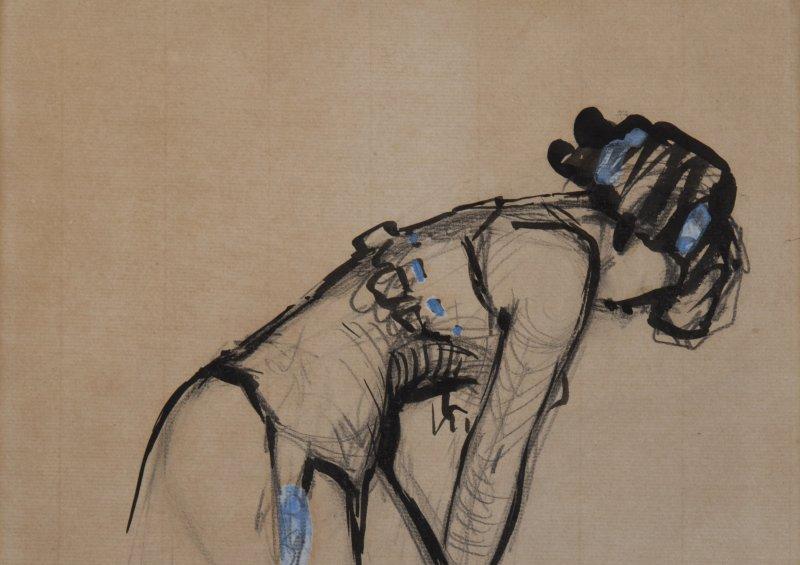 Marcel_Duchamp_Jeune_femme_au_corset_à_ruban_bleu_1912_encre_de_chine,_mine_de_plomb_et_gouache_sur_papier_29,5x20,5cm_Galerie_Hélène_Bailly[1]