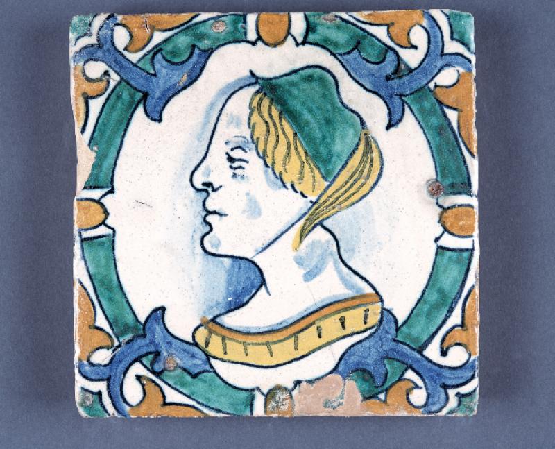 Masséot Abaquesne au Musée de la Céramique