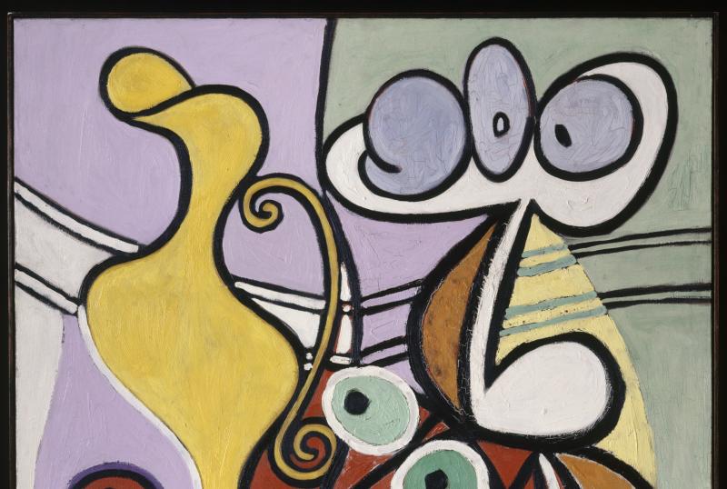 Photo © RMN-Grand Palais musee Picasso de Paris  Rene-Gabriel Ojéda