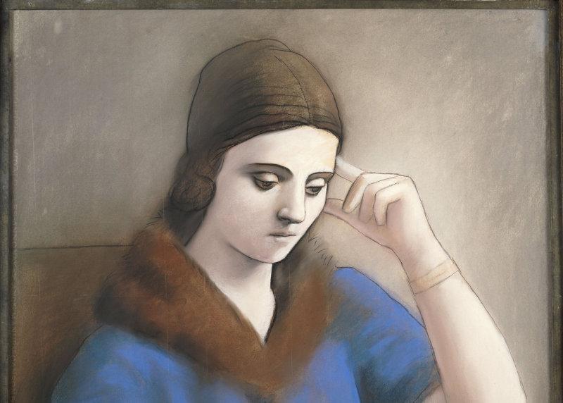 Picasso Pablo (dit), Ruiz Picasso Pablo (1881-1973). Paris, musée Picasso. MP993.