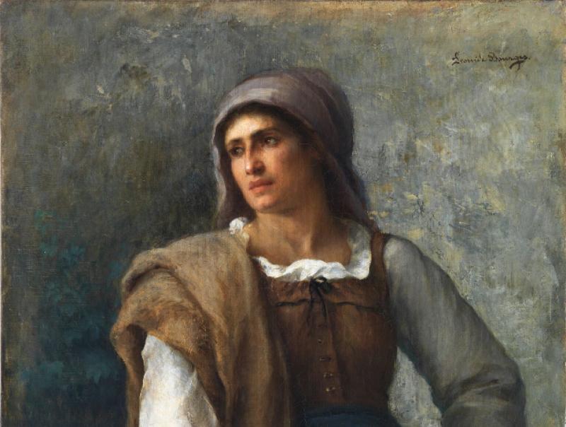 Portraits et figures au Musée de Morlaix