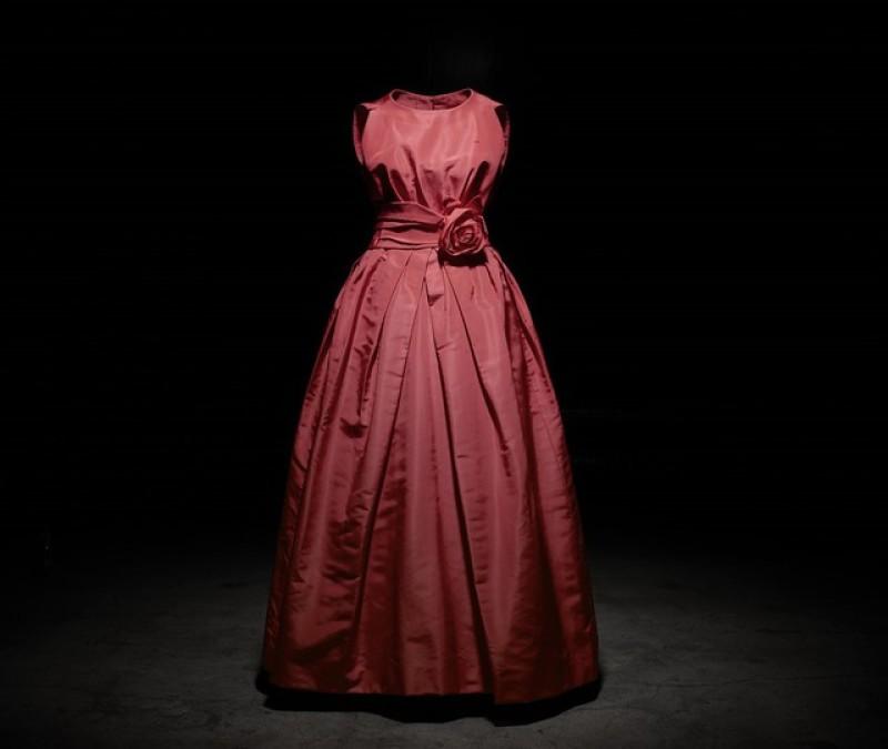 Robe du soir Manuela Collection Printemps Ete 1959 - Christian Dior © Laziz Hamani