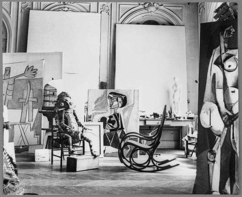 © ADAGP, Paris  Photo © RMN-Grand Palais musee Picasso de Paris