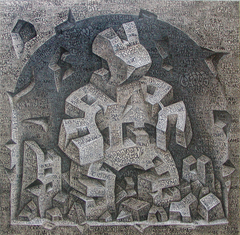 OLYMPUS DIGITAL CAMERA - Speedy Graphito, Musee du Touquet Paris-Plage - Jusqu'au 21 mai 2017