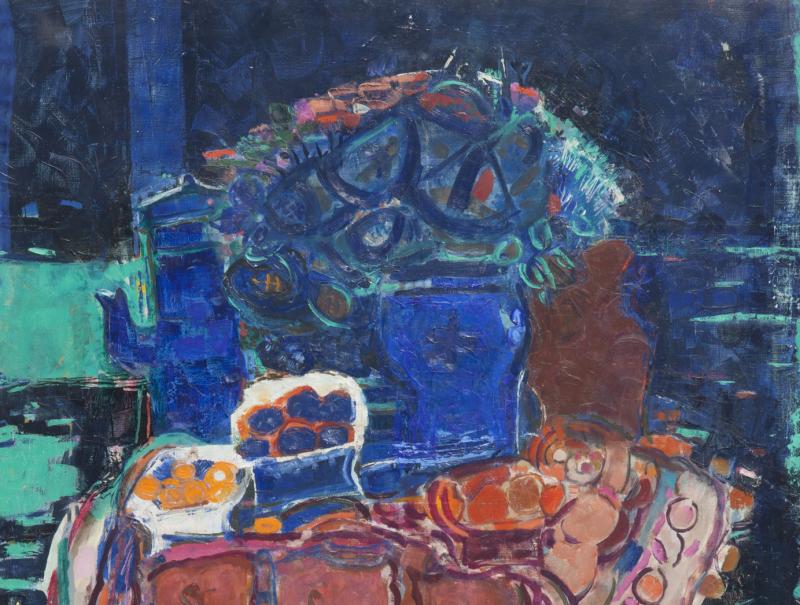 Mireille Glodek-Miailhe à la Galerie Antoine Villeneuve