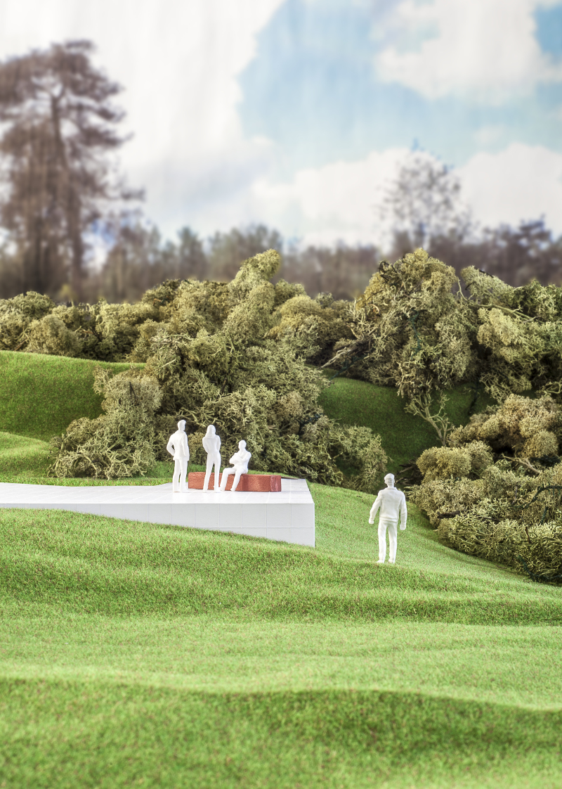 Thomas raynaud architect exposition 30 architectes