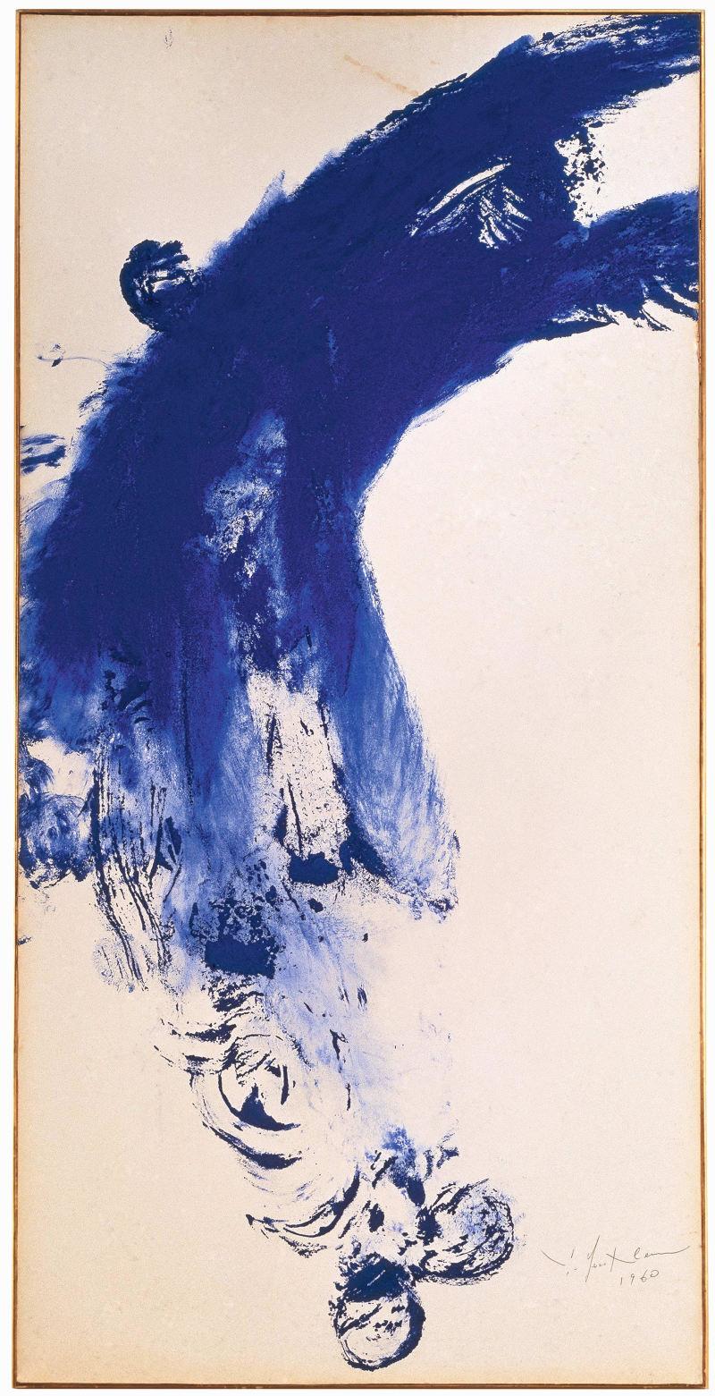 Le Saut dans le Vide - Yves Klein - Tate Liverpool - Royaume-Uni - Jusqu'au 12 mars