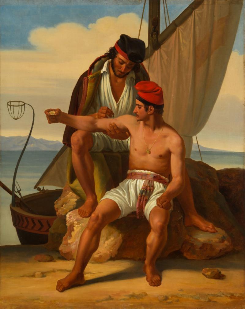 Voyage le gout de l'ailleurs au Musée des beaux arts de Quimper