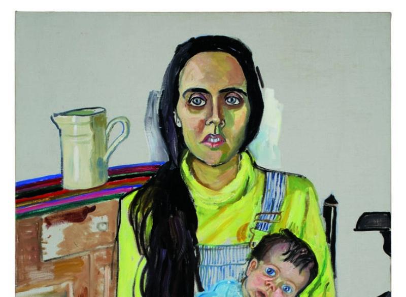 Alice Neel - Fondation Van Gogh