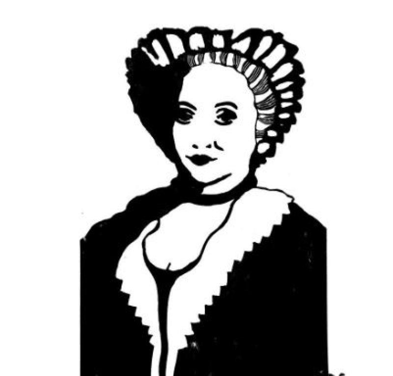 Angelique de Coudray  - Sophie Degano - Grace a Elles - Musee des Beaux-Arts de Morlaix