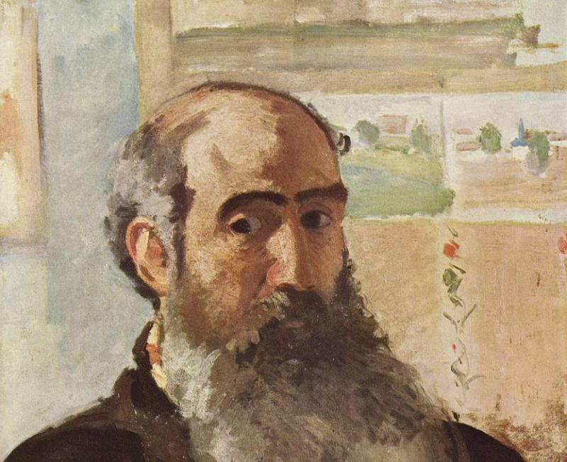 Camille Pissarro, Autoportrait - 1873