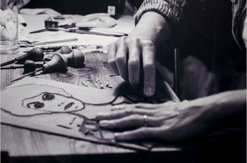 Sophie Degano - Grace a Elles - Musee des Beaux-Arts de Morlaix
